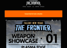 falloutthefrontier.com