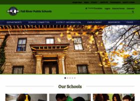 fallriverschools.org