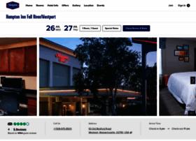 fallriverwestport.hamptoninn.com