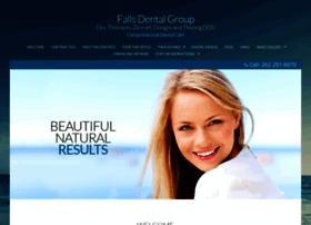 fallsdentalgroup.com