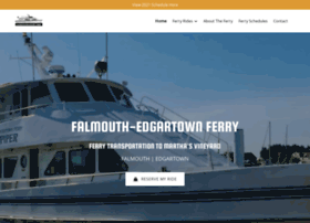 falmouthedgartownferry.com