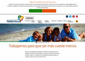 familiasnumerosas.org