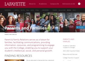 families.lafayette.edu
