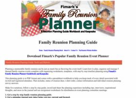 Family-reunion-planner.fimark.net