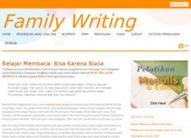 family-writing.com