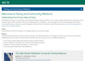family.mcw.edu