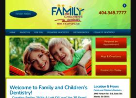 familyandchildrensdentistry.com