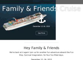 familyandfriendscruise.com