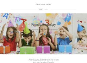 familybirthday.weebly.com