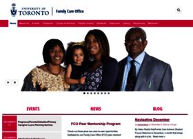 familycare.utoronto.ca