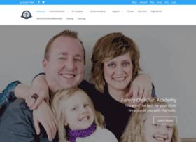 familychristianacademy.com
