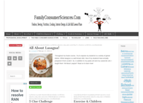 familyconsumersciences.com
