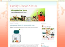 familydoctoradvice.blogspot.in