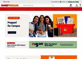 Familydollar.com