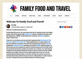 familyfoodandtravel.com