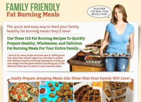 familyfriendlyfatburningmeals.com