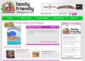 familyfriendlyvideogames.com