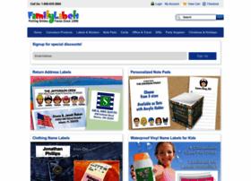 familylabels.com