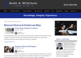 familylaw.mwortmanlaw.com
