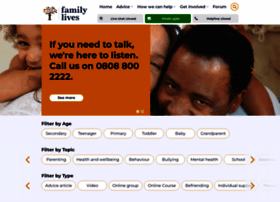 familylives.org.uk
