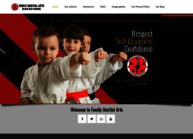 familymartialarts.co.uk