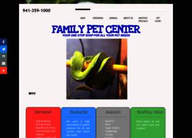 familypetcentersarasota.com