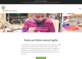 familypreschool.org