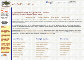 familyresearchlibrary.com