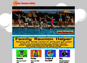 familyreunionhelper.com