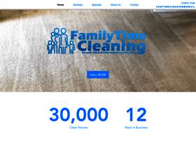 familytimecleaning.com