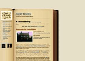 familytimeline.webs.com