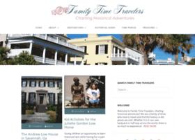 familytimetravelers.com