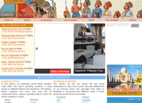 familyvacationindia.com