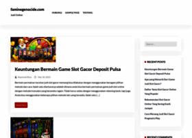 faminegenocide.com