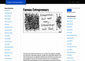 famous-entrepreneurs.com