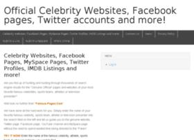 famous-pages.com