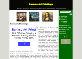famousartpaintings.org