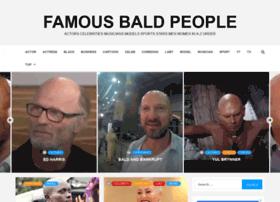 famousbaldpeople.com