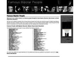 famousbipolarpeople.com