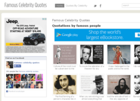 famouscelebrityquotes.org