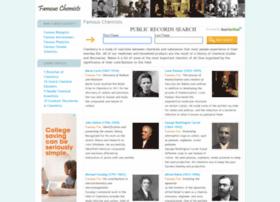 famouschemists.org
