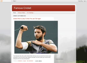 famouscricket.blogspot.com