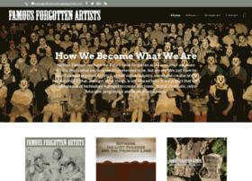 famousforgottenartists.com