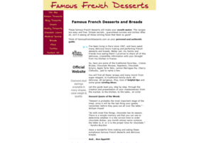famousfrenchdesserts.com