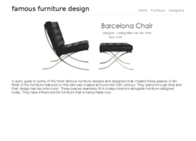 famousfurnituredesign.com