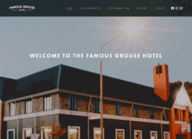famousgrousehotel.co.nz