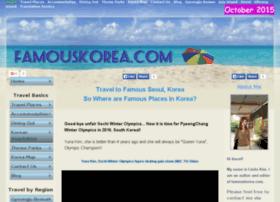 famouskorea.com