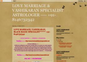 famouslovevashikaranastrologer.blogspot.in
