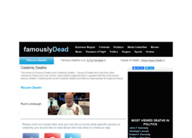 famously-dead.com
