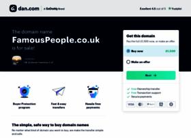 Famouspeople.co.uk
